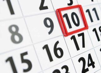 Canvi calendari de festes locals a la província de Castelló